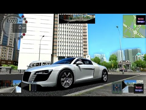 City Car Driving (free version) download for PC