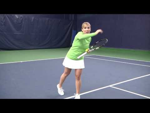 How to Hit a Reliable Approach Shot | Tennis Instruction