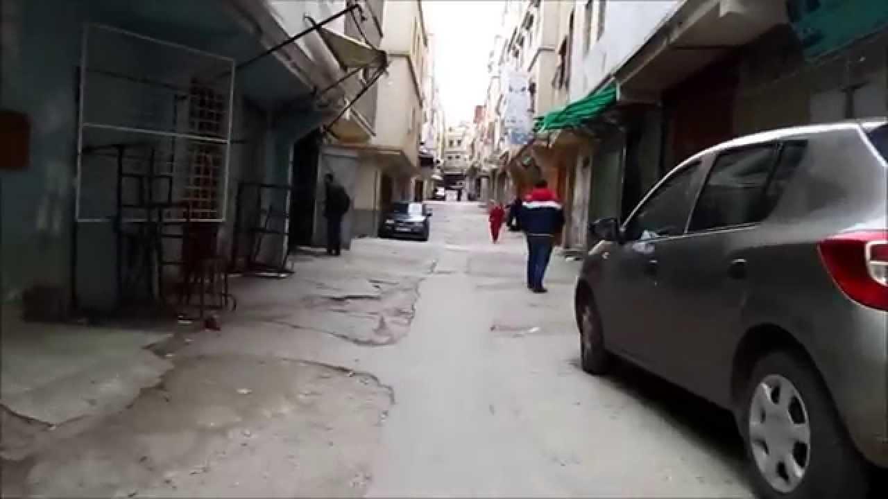 جولة في حومة الشوك أو حي بن كيران طنجة 27 03 2015 morocco tangier