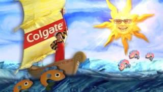 "Colgate ""Brush Brush Brush"" commercial jingle"