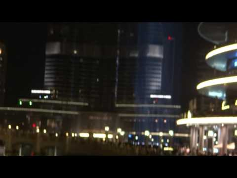Travel and Tourist places of Dubai 10 April 2013 United Arab Emirates UAE