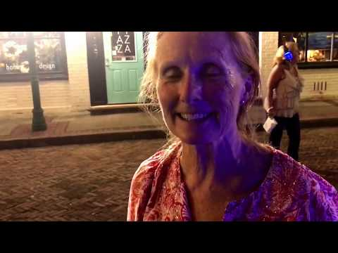 Silent Disco Summerville by Quiet Kingz Headphone Events- I think she liked it