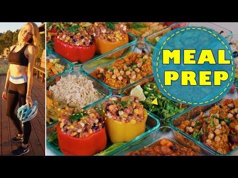 WEEKLY MEAL PREP 101 | CHEAP, EASY & VEGAN AF