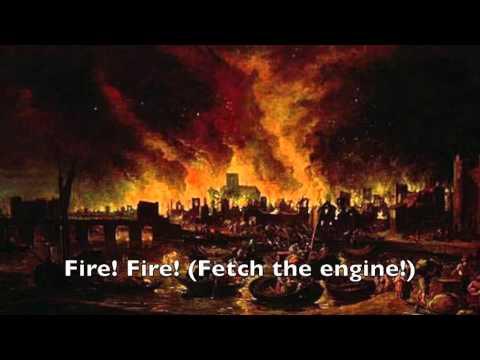 London's Burning Lyric Video