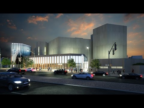 A new NAC: Re-imagining Canada's home for the performing arts