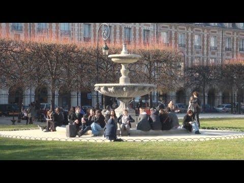 Marais / Place des Vosges / Rue des Rosiers, Paris, France