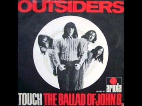THE OUTSIDERS Touch 1966
