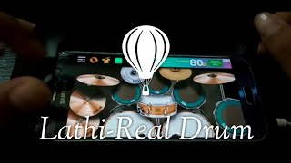 Download Weird Genius - Lathi(Real Drum)