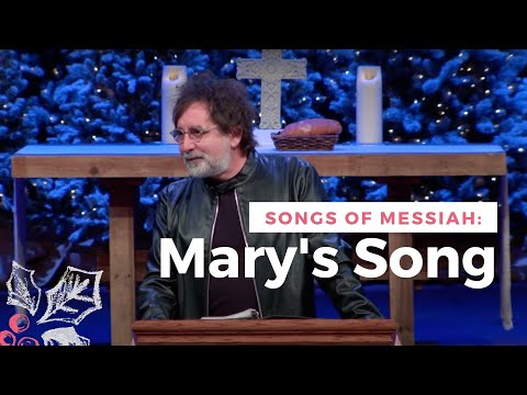 Mary's Song    Songs of Messiah
