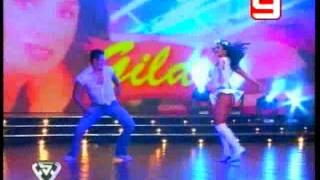 Baixar Las Gilderas. Adabel Guerrero baila Gilda en Show Match