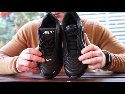 Fake vs Real Nike Air Max 720 Sneakers