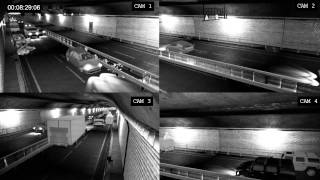 Tunnel incident management