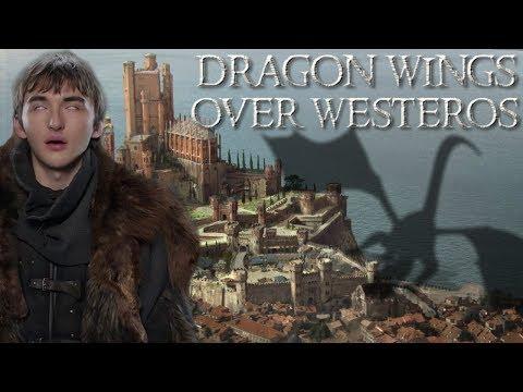 Bran and Daenerys The Future in Flashbacks | Game of Thrones Season 7