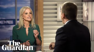 Kellyanne Conway: 'Nobody likes seeing babies ripped from their mothers' arms'