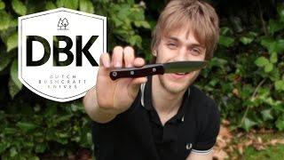 Bark River Ultra-Lite Bushcrafter - Bark River Week Day 3 / 6 by Dutch  Bushcraft Knives