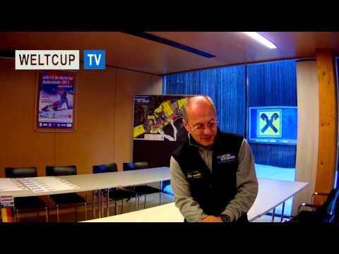 Interview mit Siegfried Kniewasser - Ski Weltcup Hinterstoder 2011