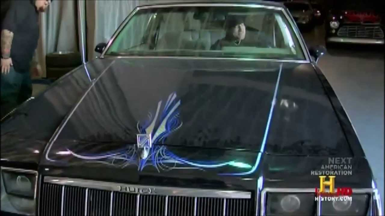 Chumlee S Lowrider Pawn Stars Hd Youtube