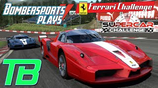 HOW STUPID ARE THE AI DRIVERS?! | Ferrari Challenge & Supercar Challenge