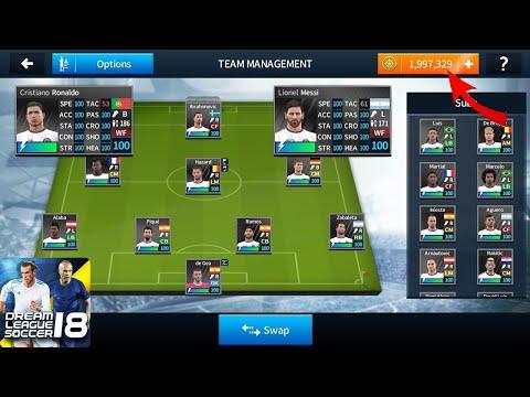 cách hack tiền dream league soccer 2019 ios - Cách Hack Dream League Soccer 2019 IOS cho AE nào Chưa Bik