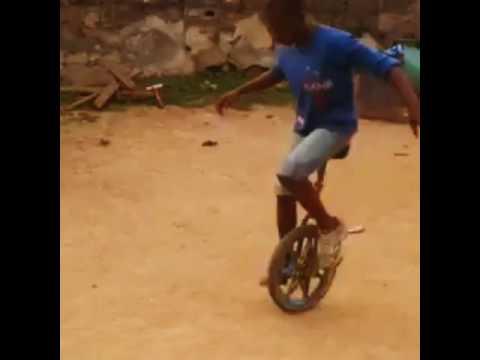Dominion unicycling club Lagos Nigeria