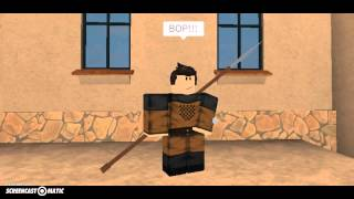 [ROBLOX] - Bop Beep bro Music Video