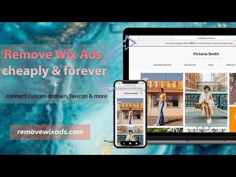 How to remove wix ads FOREVER | 2019 [NEW WORKING 100%]