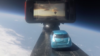 HOT AIR - sending a movie into outer space