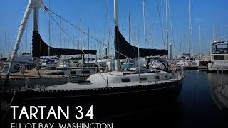 [SOLD] Used 1985 Tartan 34 in Elliot Bay, Washington
