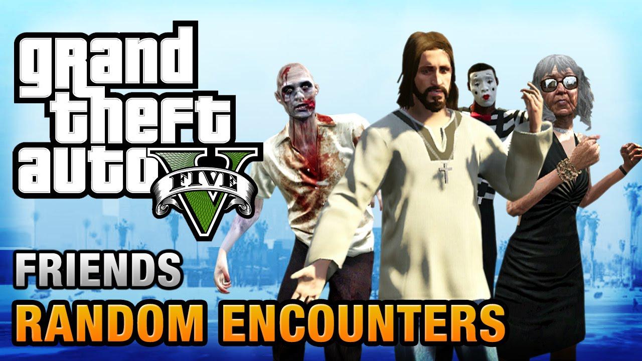 Grand Theft Auto 5 incontri online unità di matchmaking di vapore