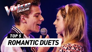 VALENTINE special: ROMANTIC DUETS in The Voice