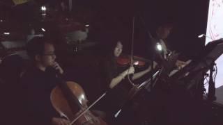 Bruno Mars Just the way you are 鋼琴 小提琴 大提琴 三重奏 宴會一條龍服務 香港優秀音樂公司 event planner piano violin cello