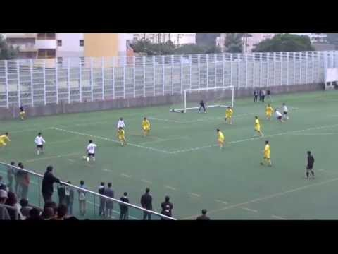 A Grade Inter-School Football Competition - Final (Ying Wa VS DBS)