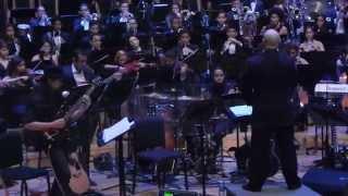 ORQUESTA DE ROCK SINFONICO SIMON BOLIVAR - FINLANDIA (1899)-Jean Sibelius(1865-1957)