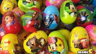 Marvel Heroes Surprise Eggs Easter Day Edition - Marvel Heroes Huevos Sorpresa