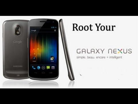 How to Root Galaxy Nexus Jelly Bean / Ice Cream Sandwich [GSM,Verizon,Sprint] [Mac]
