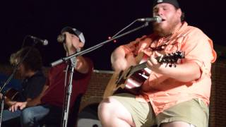 """Download Luke Combs - """"Can I Get An Outlaw"""" (8-16-14 Evans, GA) Mp3 and Videos"""