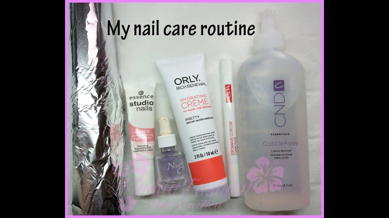 My Nail Care Routine Su Ricostruzione O Semipermanente