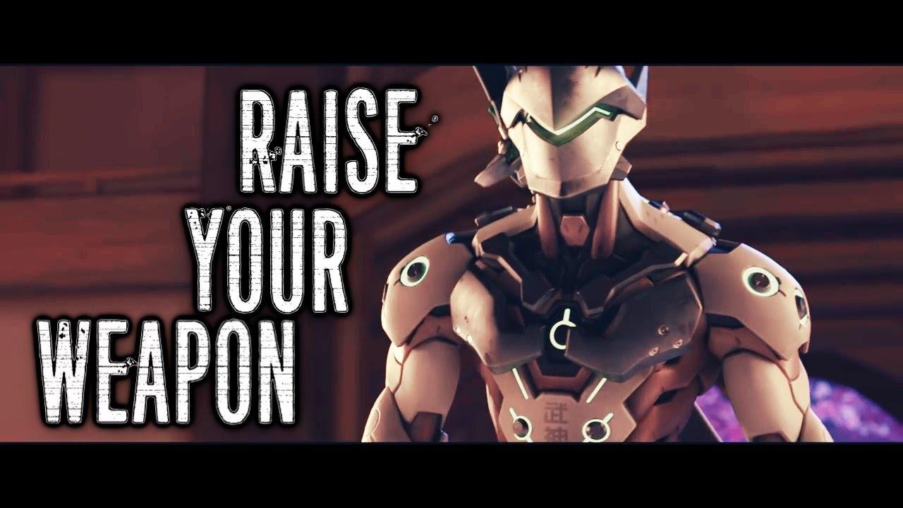 Raise your hyper weapon hmv by me 10