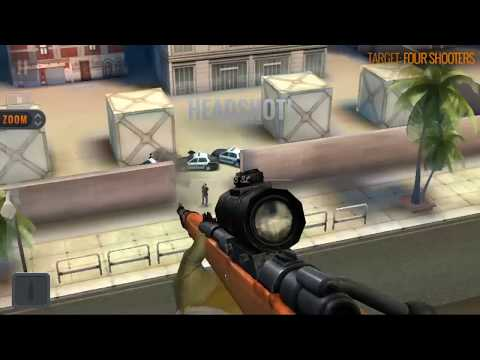 Sniper 3D. Best android game. Part 2.