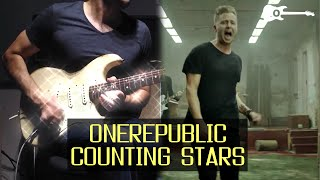 Gambar cover OneRepublic - Counting Stars - Electric Guitar Cover by Kfir Ochaion