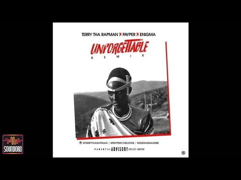 Terry Tha Rapman – Unforgettable (Remix) ft. Payper & Enigma
