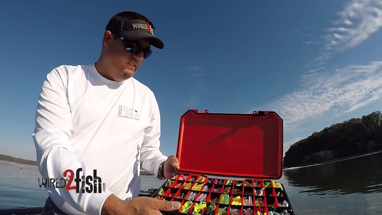 Quick Crappie Fishing Tackle Storage Tips Youtube