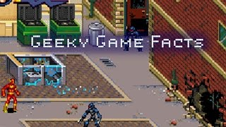 Justice League Heroes - The Flash Gameplay with Geeky Game Facts