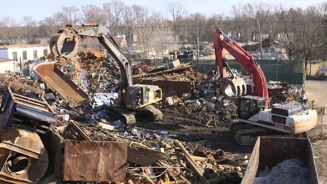 Scrap Metal Recycling Company - Massachusetts Scrap Metal