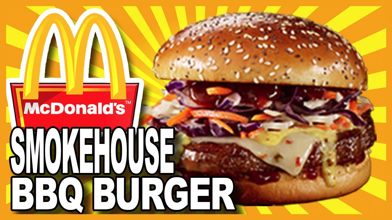 McDonald's Smokehouse BBQ Angus Burger Review