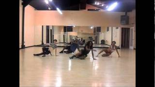 "Ana Ogbueze - Ying Yang Twins feat. Pitbull ""Shake"" - Music Video Mix Class @ StudioRUSH"