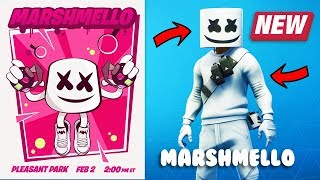 *NEW* SKIN MARSHMELLO! // 530+ Wins - Fortnite Malaysia [ 6VR ]