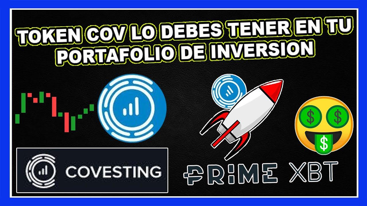 COVESTING TOKEN COV LA MEJOR OPORTUNIDAD DE INVERSION GRAN POTENCIAL DE CRECIMIENTO EN EL TIEMPO