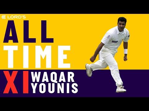 Bradman, Sobers & Akram | Waqar Younis' All Time XI | Lord's