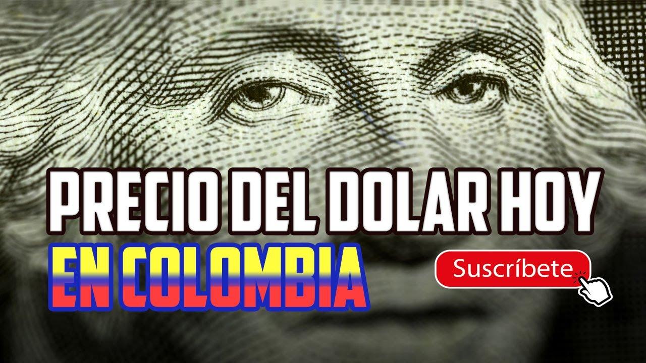 Precio del dolar hoy en colombia junio 28 2017 youtube for Precio del hierro hoy